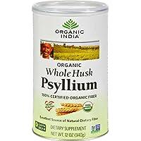 Organic Psyllium Whole Husk 340g