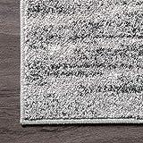 nuLOOM Sherill Ripple Modern Abstract Runner