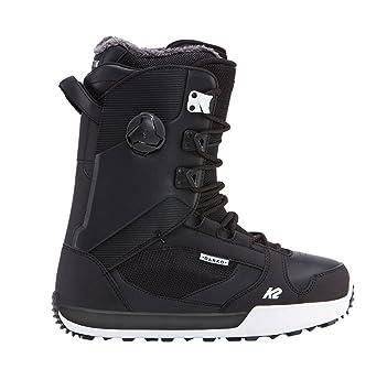 K2 Snowboard Seem Black Botas, Hombre, Negro, 100
