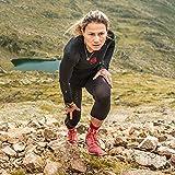 Compressport Under Control Pirate 3/4 Women's Trail Running Tights - Medium - Black