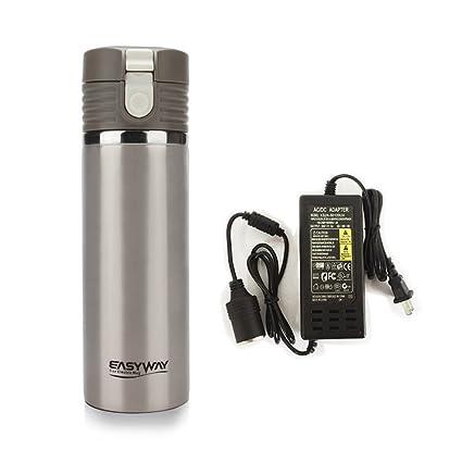 Hervidor de agua eléctrico 360 ml 12 v / 24 v home home hervidor eléctrico portátil