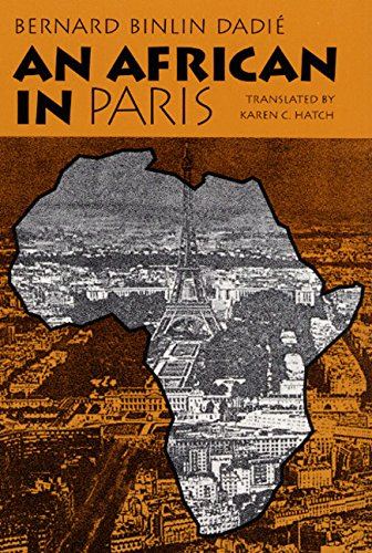 Search : An African in Paris