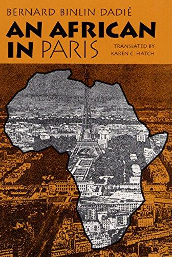 An African in Paris