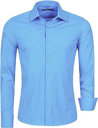 Camisa azul Redbridge somethingtogo R-2111: Amazon.es: Ropa y ...