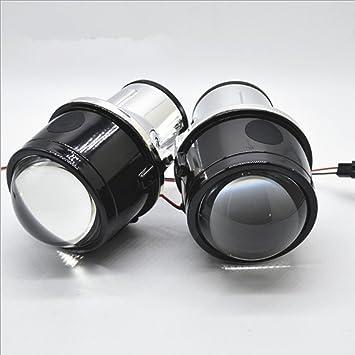 Bifokale Linse Nebelscheinwerfer Modifizierte Auto Nebelscheinwerfer ...