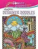 Forever Inspired Coloring Book: Angela Porter?s Designer Doodles Hidden Pictures