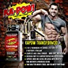 KA-POW! TRANSFORM3D - 3-IN-1 Fat Burner, Test Booster, & Nootropic Stimulant - This is the ultimate male game changer for fat loss, muscle gain, and feeling in your PRIME 30 DAY SUPPLY(Clear Capsules)