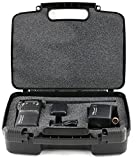 Life Made Better Storage Organizer – Compatible with Midland CB-Way Radio – Durable Carrying Case – Black
