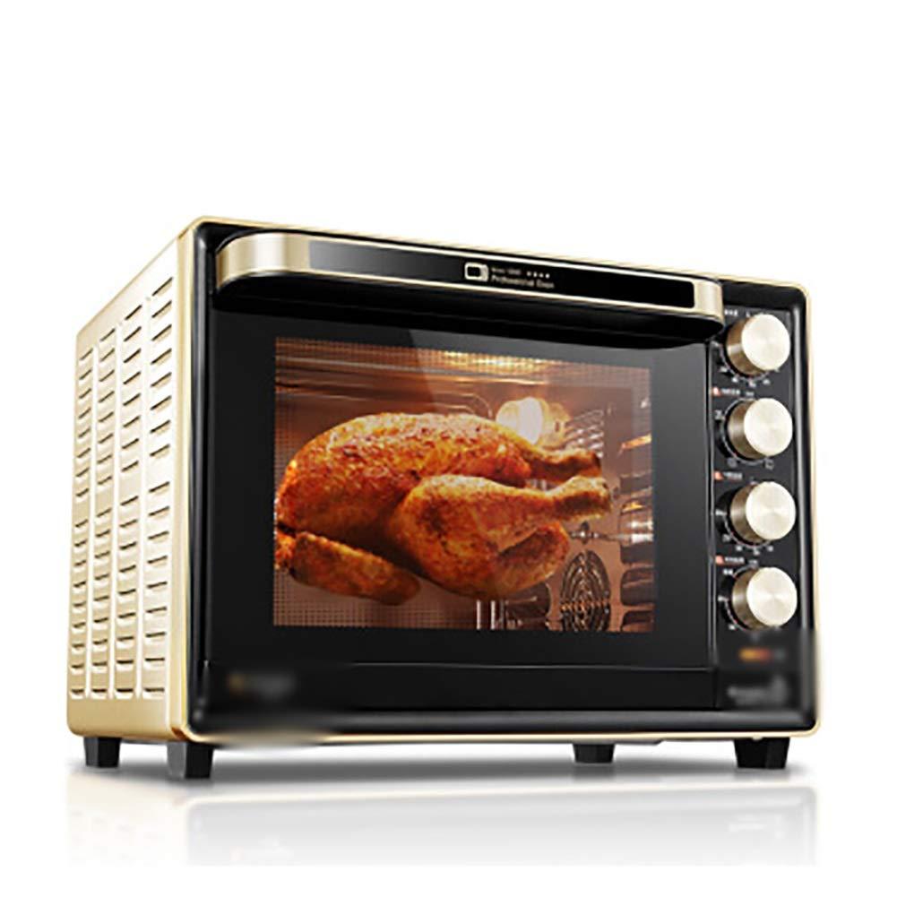 MWNV オーブン付きミニオーブン(グリル付き)、32リットル高速加熱オーブントースター、調理機能、グリルラック&ベーキングトレイ付き -86 オーブン   B07NWYLH27