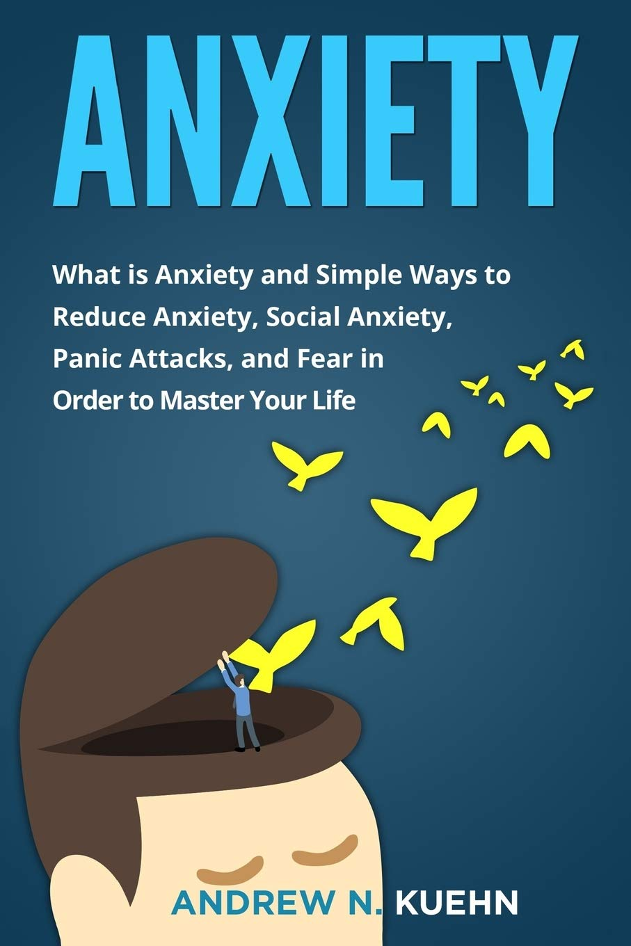 Download Anxiety: What is Anxiety and Simple Ways to Reduce Anxiety, Social Anxiety, Panic Attacks, and Fear in Order to Master Your Life PDF