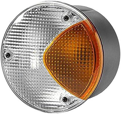 Hella 2bn 964 169 051 Heckleuchte P21w 12v 24v Lichtscheibenfarbe Gelb Weiß Anbau Einbau Einbauort Links Rechts Auto
