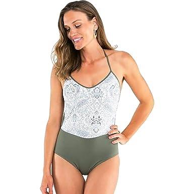 65b56340e18 CARVE Designs Waikiki One-Piece Swimsuit - Women's at Amazon Women's  Clothing store: