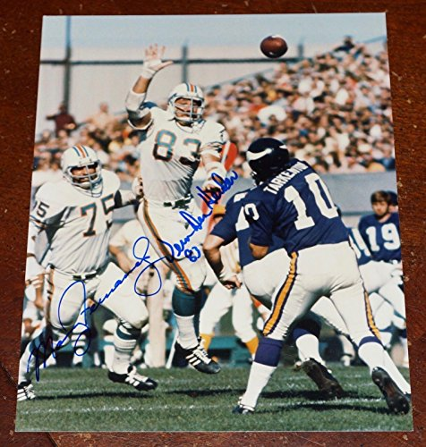 1972 Miami Dolphins 8x10 Photo - 8