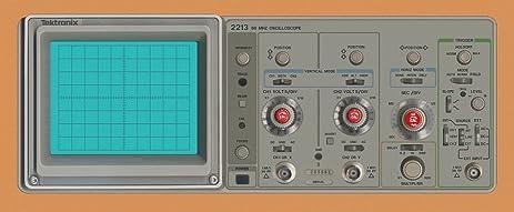amazon com tektronix 2213 operator s manual computers accessories rh amazon com
