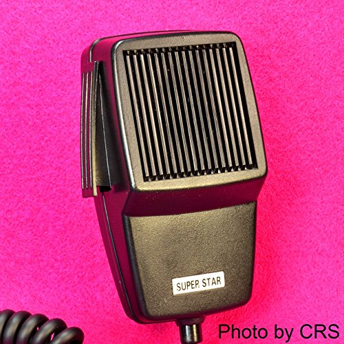 MIC / Microphone for 5 pin SSB Cobra 148 / Uniden Grant CB R