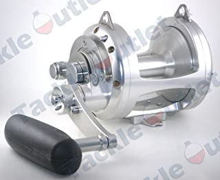 product image for Avet 3-Speed EX30 Wide H4:1 M2:1 L1:1 Lever Drag, Silver