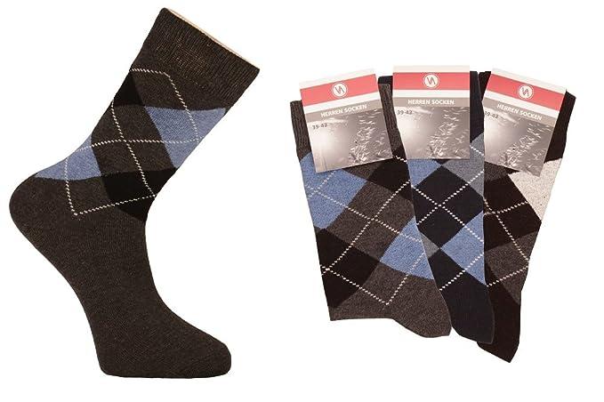 10 De 20 o 30 pares de calcetines Hombre Business, Señor Calcetines, Calcetines con