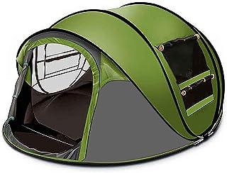 Gimify Automatico Pop up Tenda da Campeggio con Apertura Rapida Impermeabile da 3-5 Persone per All'aperto Spiaggia Campeggio Escursionismo Viaggi