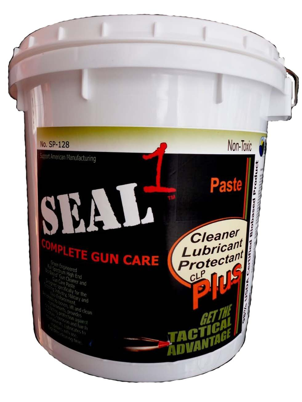 SEAL 1 CLP Plus Paste in Pail, 1-Gallon