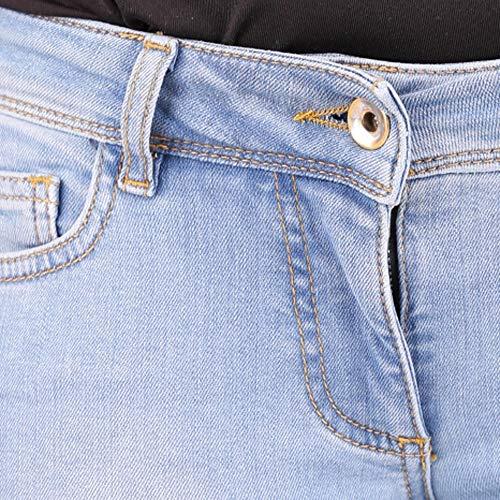 Patrizia Pepe Bleu Coton Jeans Claire 8j0210a1wzbc654 Femme ZOZqxwgH