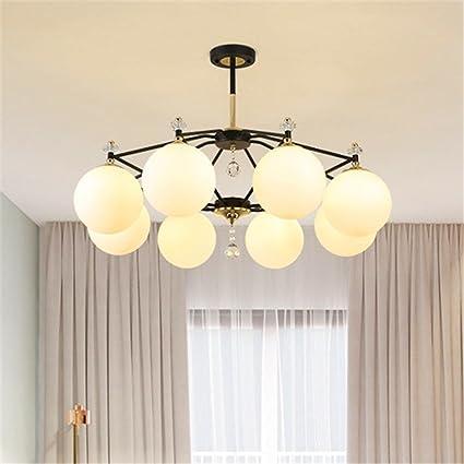 Ceiling Lights & Fans Led Modern Chandelier Novelty Fixtures Nordic Hanging Lights Restaurant Pendant Lamps Bedroom Lighting Living Room Chandeliers Lights & Lighting