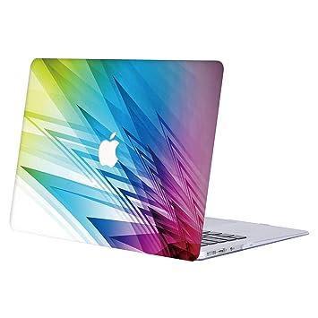 AJYX Funda para MacBook Pro 13 2019/2018/2017/2016, Plástico ...