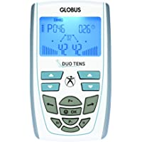 Globus Electroestimulador Duo Tens, Bianco, Talla Única