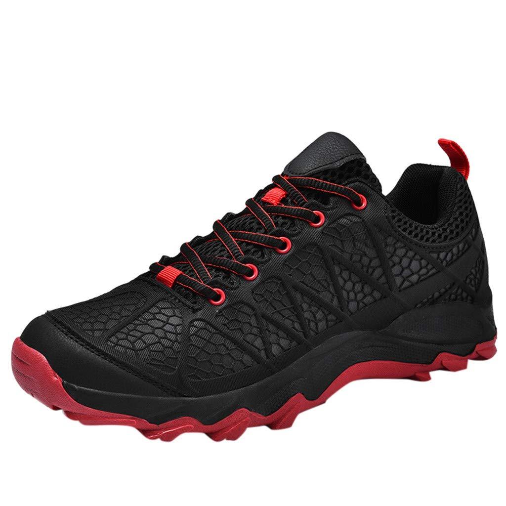 Men's Athletic Running Shoes Fashion Sneakers Casual Walking Shoes for Men Tennis Baseball Racquetball Cycling Daorokanduhp by Daorokanduhp Shoes