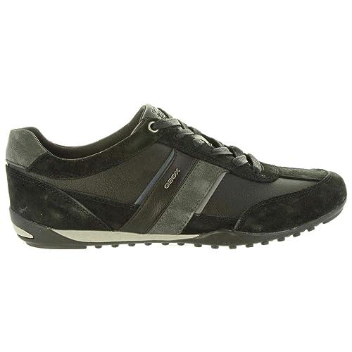 Geox U Wells C, Zapatillas para Hombre: Amazon.es: Zapatos y complementos