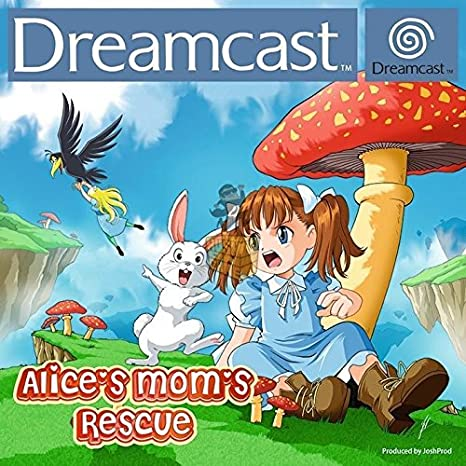 Alice Moms Rescue (Dreamcast) [No Operating System]: Amazon ...
