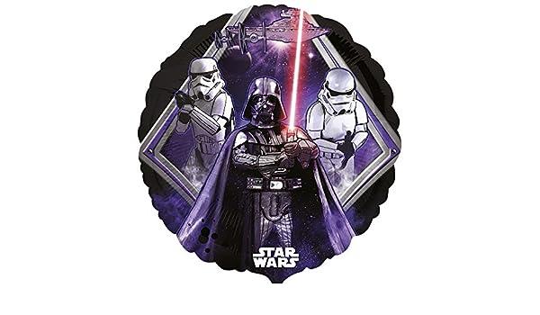GUIZMAX Balón Star Wars Helio Disney Darth Vader: Amazon.es ...