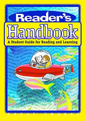 Reader's Handbooks: Handbook (Softcover) Grades 4-5 2002