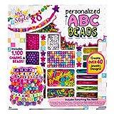 JUST MY STYLE Personalizado ABC Beads Kit, Billante, Brillante