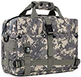 Tactical Camo Computer Bag With Compass and Strap - Best Reviews Guide
