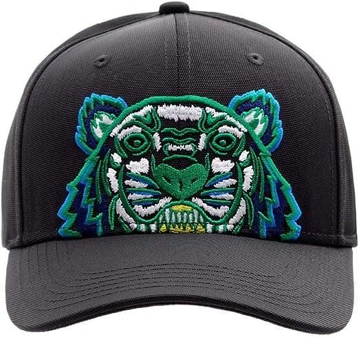 Kenzo Gorra béisbol de Tigre One Size Black: Amazon.es: Ropa y ...