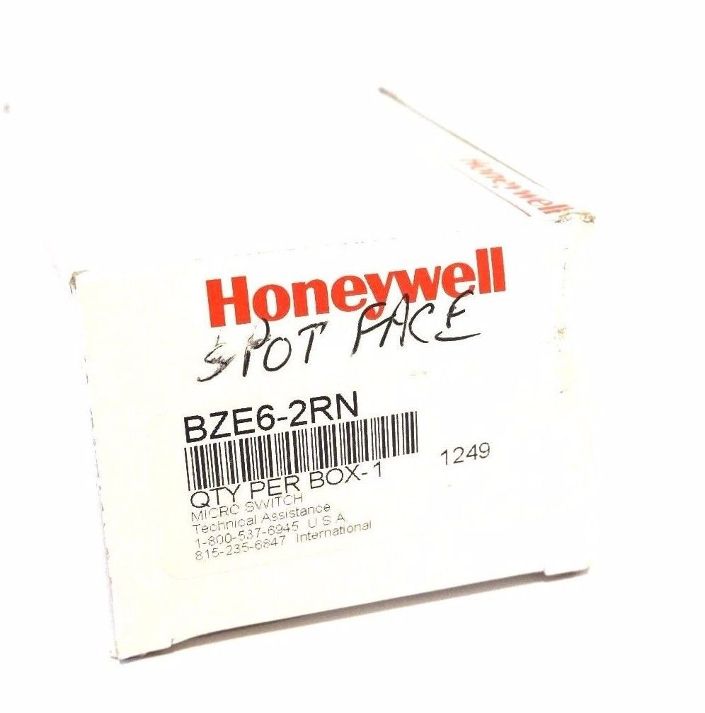 NEW HONEYWELL BZE6-2RN MICRO SWITCH BZE62RN
