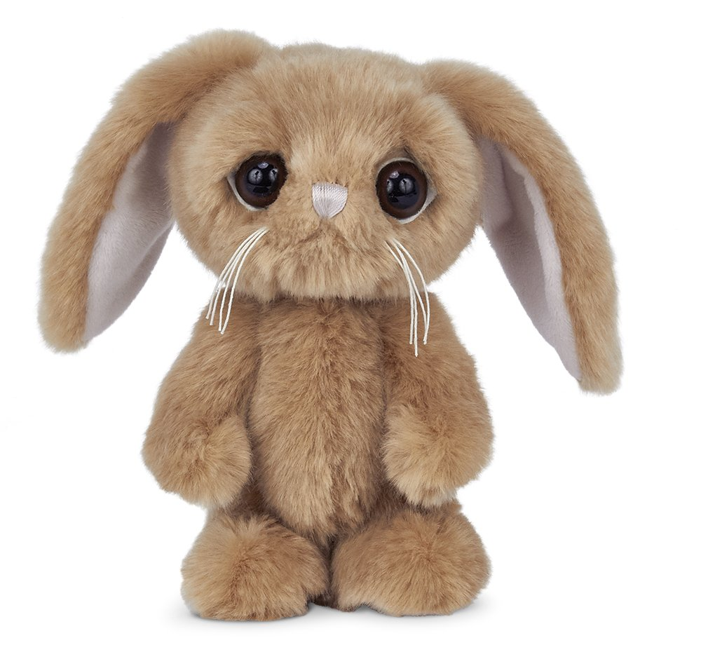 "Bearington Billy Big Head Stuffed Animal Bunny Rabbit 8"""
