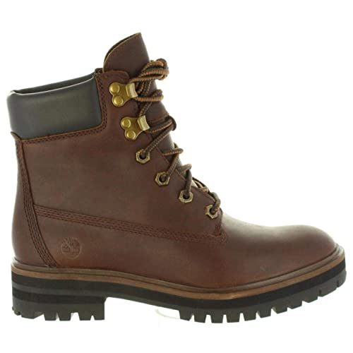 Timberland Womens London Square 6in Boot Rot Boots 40