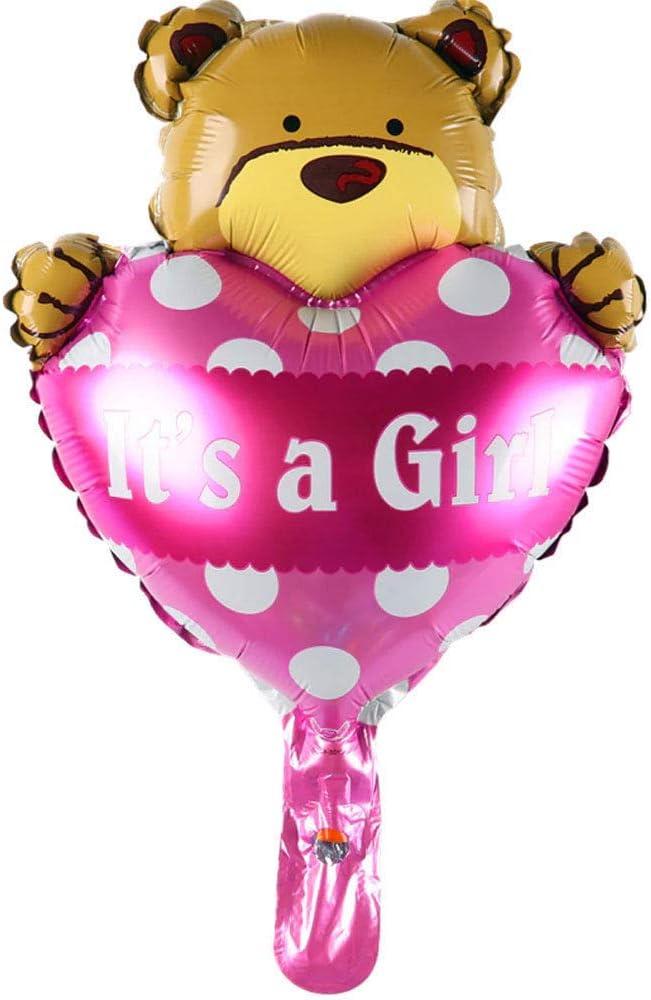 Humpie Dumpie balón Globo Hinchable Osito Osito Corazón Nacimiento ...