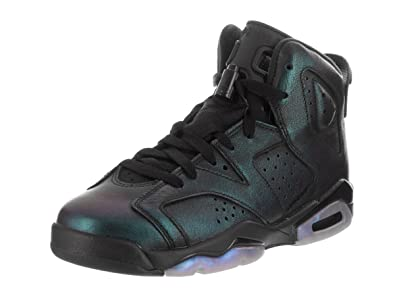 4a90a1e305c0a7 Nike Air Jordan 6 Retro AS BG Hi Top Basketball Trainers 907960 Sneakers  Shoes (UK