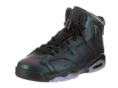 c38ab91118df Nike Air Jordan 6 Retro AS BG Hi Top Basketball Trainers 907960 Sneakers  Shoes (UK