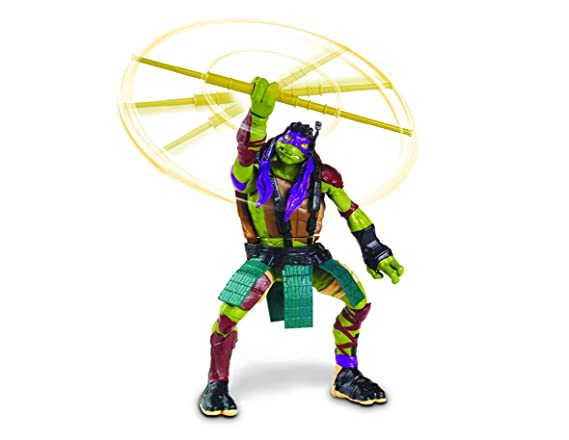 TORTUGAS NINJA Teenage Mutant Ninja Turtles - Figura de ...