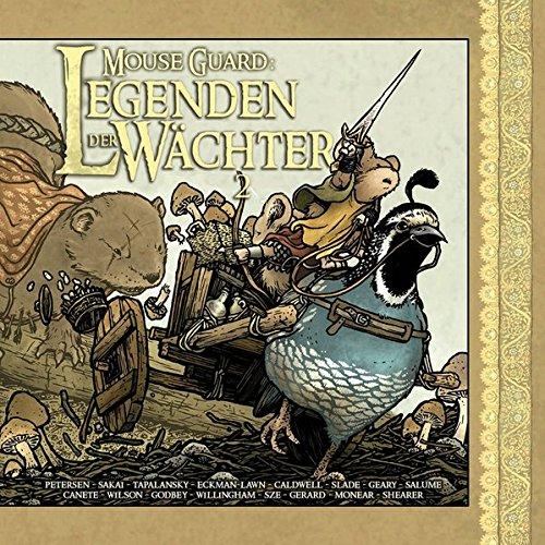 Mouse Guard: Legenden der Wächter 2