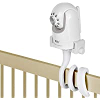 Baby Monitor Mount Camera Shelf Compatible with Infant Optics DXR 8 and Most Other Baby Monitors,Universal Baby Camera…