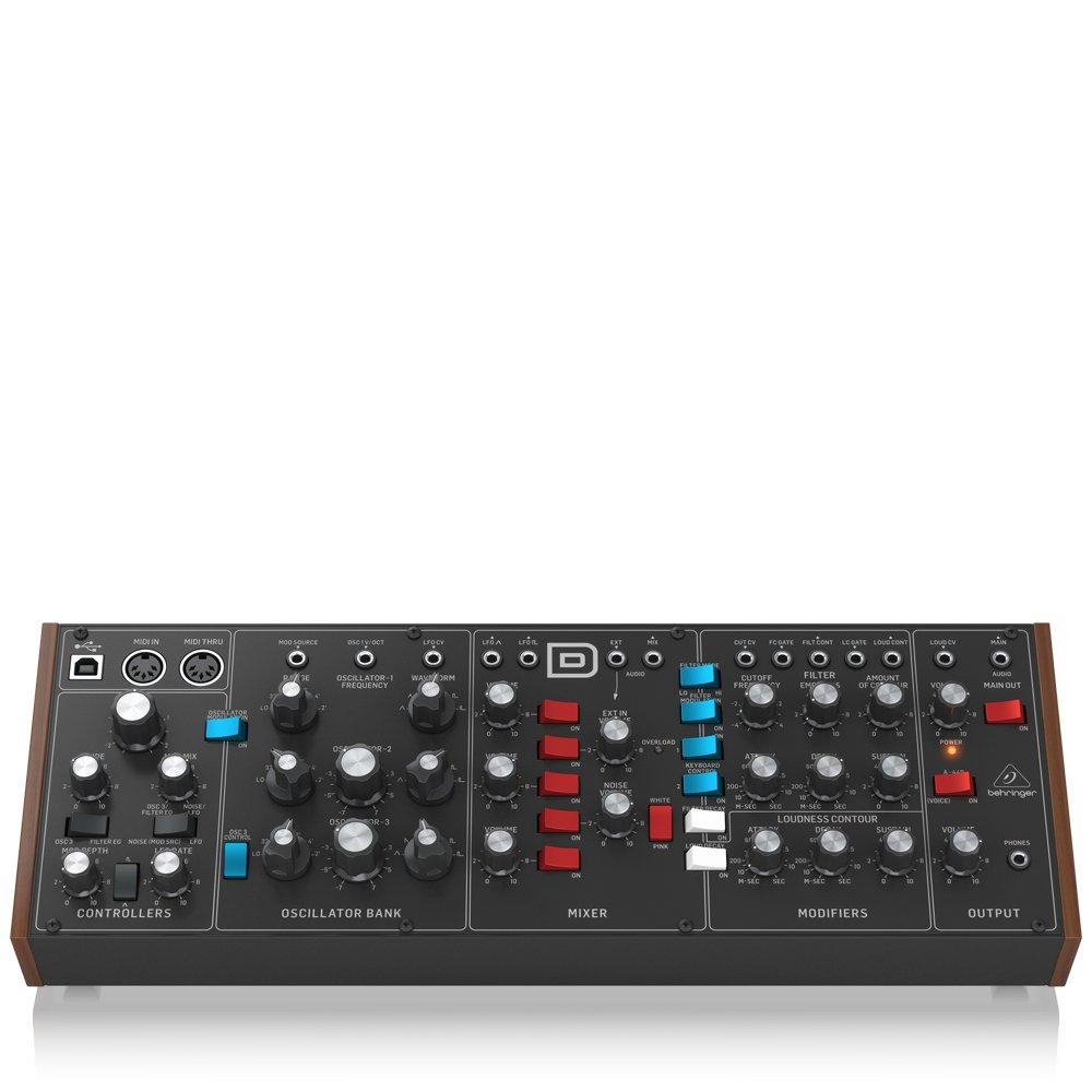 BEHRINGER Synthesizer (MODELD) by Behringer (Image #5)