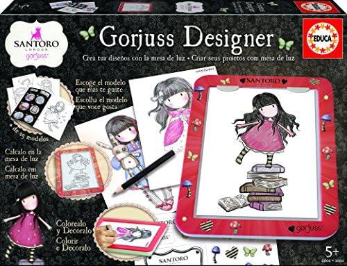 Gor-juss Designer (Educa Borrás 17266)