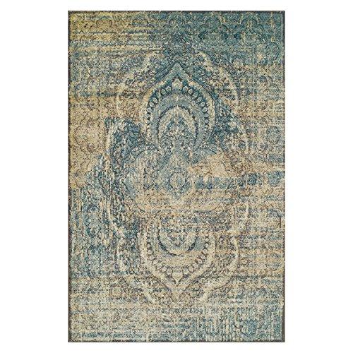8x10 blue area rug - 7
