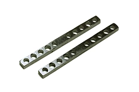 partes de guitarra mecanizado Humbucker/P90 Keeper Bar, 49.2mm ...