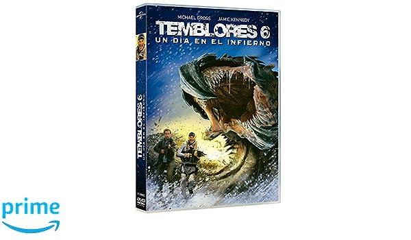 Temblores 6: Un Día En El Infierno [DVD]: Amazon.es: Michael Gross ...
