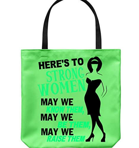 Amazon.com  She s A Strong Women Canvas Tote Bags b6a6769023